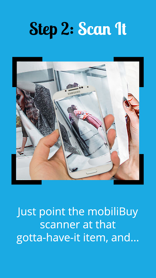 mobiliBuy Screenshot 1