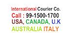 Courier Company Service Jalandhar Punjab to Denmark Finland Call: 9915001700