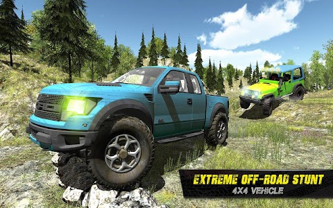 4x4 Offroad Jeep Driving 2017 APK