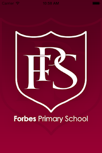 Forbes Primary School - screenshot