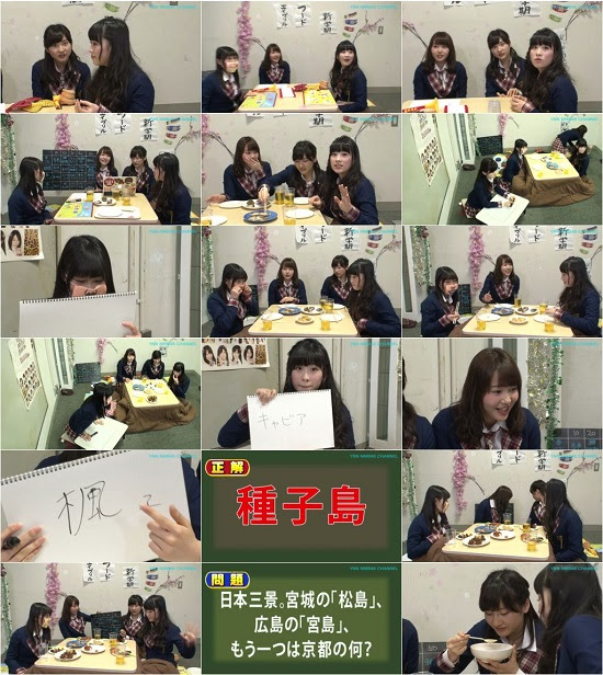 (TV-Variety)(720p) YNN [NMB48チャンネル] 4月バカ 150617