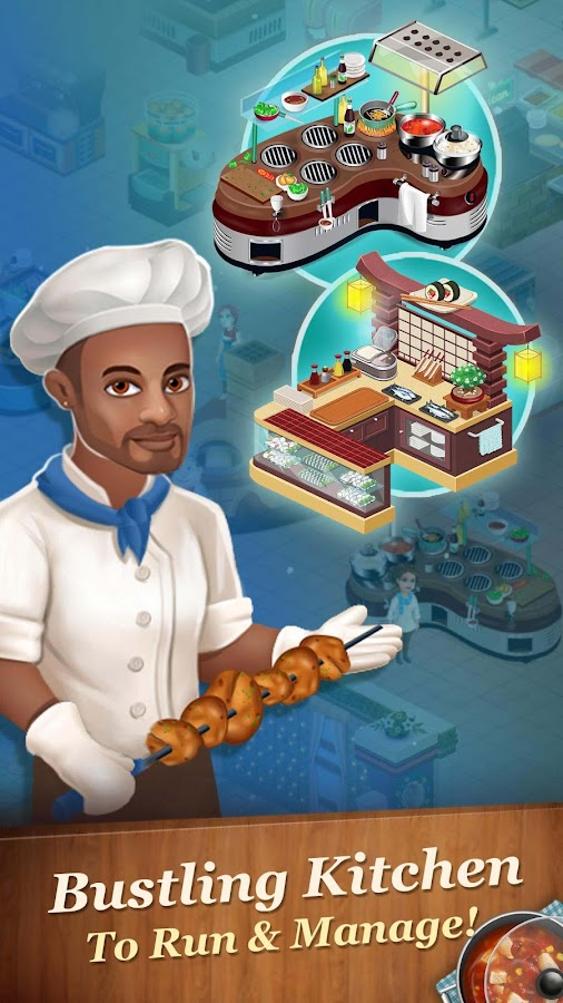 Star Chef: Cooking Game Screenshot 1