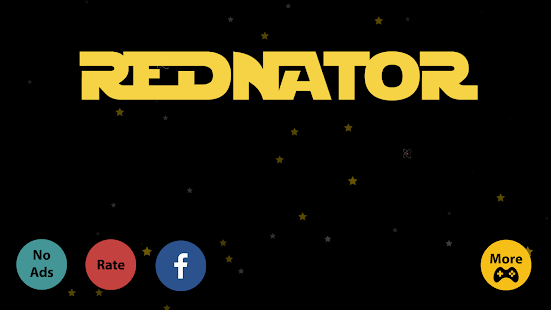 Rednator: Space Invaders Wars