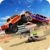 Game Xtreme Demolition Derby Racing APK for Kindle