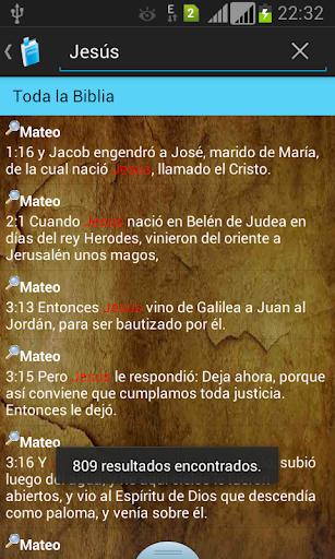 Santa Biblia RVR1960 screenshot 5