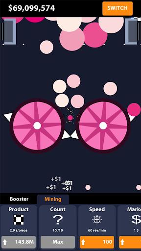 Idle Pixel Crush - Ball Crush For PC