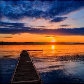 untitled by Dragan Milovanovic - Landscapes Sunsets & Sunrises