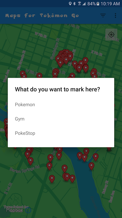 Maps for Pokemon Go Screenshot 2