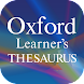 Oxford Learner's Thesaurus