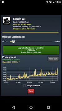 Resources Game apk screenshot