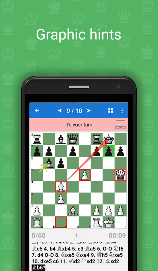 Chess Opening Blunders Screenshot