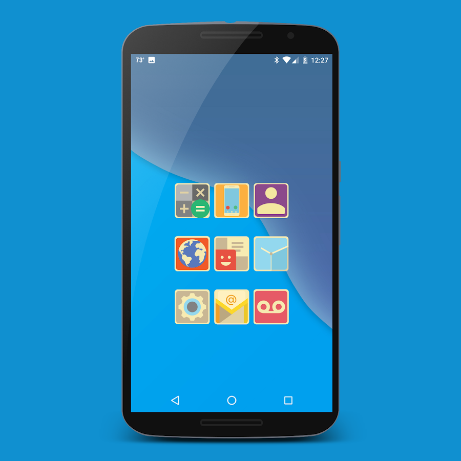 Retrofit Icon Pack Screenshot 7