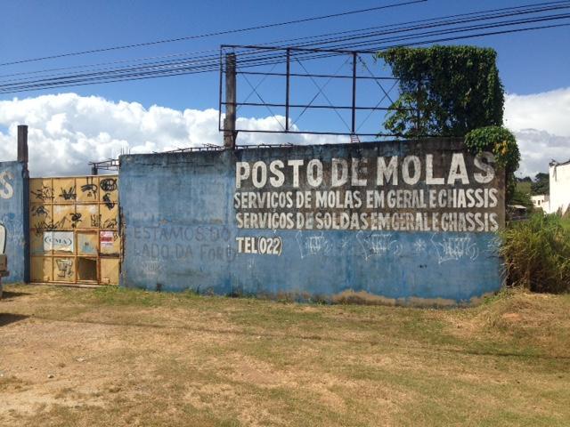 Macaé RJ - Galpão à venda