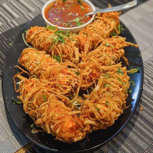 Raj Trivedi at Pcook Veg Fine Dine, Mira Road, Mumbai photos
