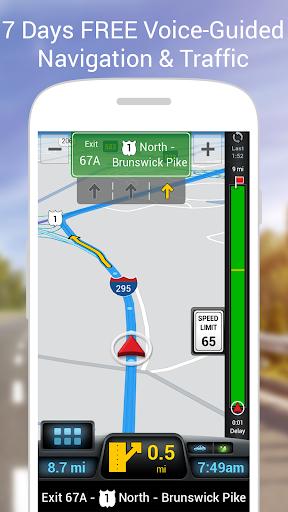 CoPilot GPS - Navigation - screenshot