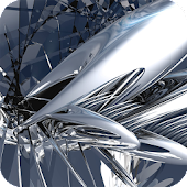 Chrome Metal Wallpaper APK for iPhone