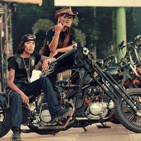 by Graft Ardhi - Transportation Motorcycles