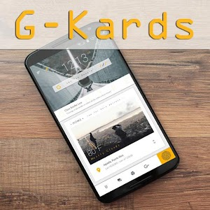 G-Kards for KLWP