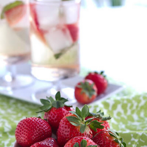 Strawberry Faujito