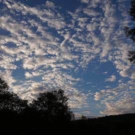 by Jean Snedeker - Landscapes Cloud Formations (  )