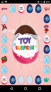 Surprise Eggs APK for Bluestacks