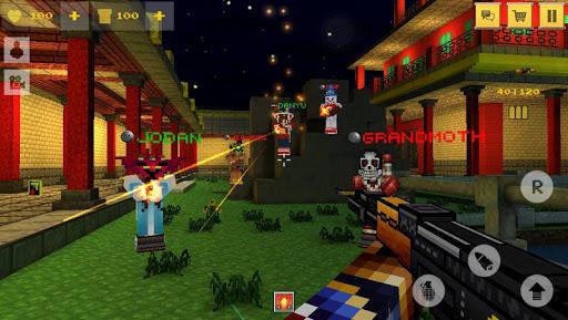 Block Force - Cops N Robbers screenshot 5