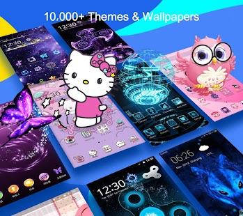 App CM Launcher 3D - Theme,wallpaper,Secure,Efficient APK for Windows Phone