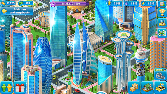 Game Megapolis Apk For Windows Phone Android Games And Apps