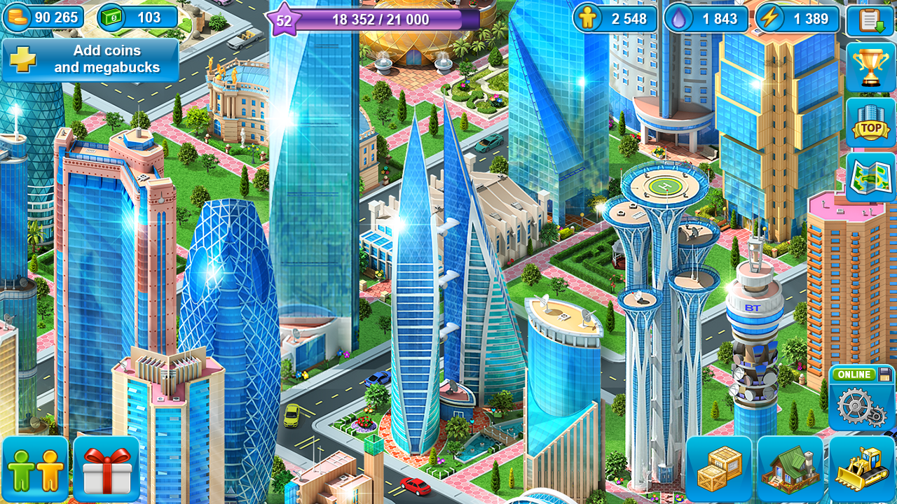 Megapolis Screenshot 5