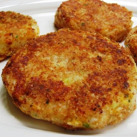 Fried Potato Patties