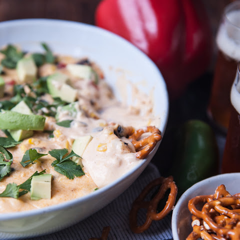 Southwest Beer Cheese Dip