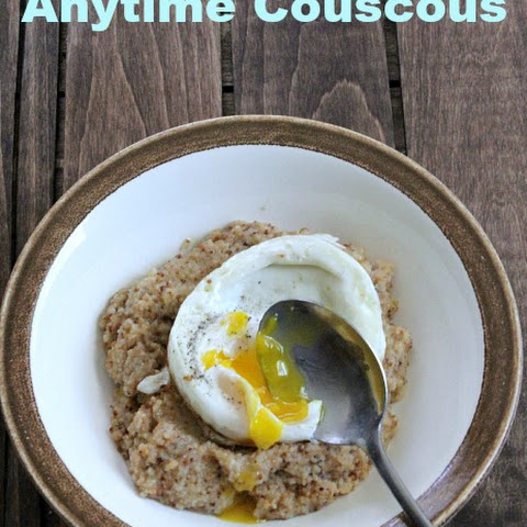 Anytime Couscous