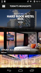 Hard Rock Hotel Ibiza - screenshot