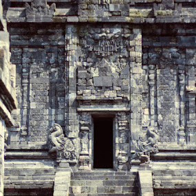 Sewu Temple by Krishna Murti - Buildings & Architecture Public & Historical