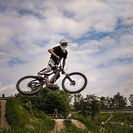 MTB whips by Andi Meier - Sports & Fitness Cycling