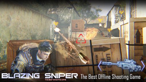Blazing Sniper - Elite Killer Shoot Hunter Strike For PC