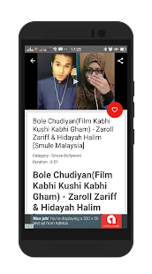 Bollywood Sing for Smule - screenshot