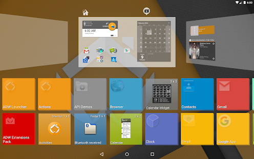App ADW Launcher 2 APK for Windows Phone