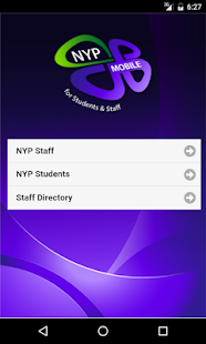 NYP Mobile - screenshot