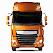 Jigsaw Puzzles DAF Truck Top Icon