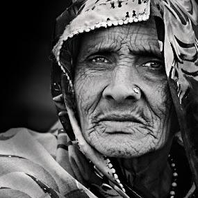 *** by Shibram Nag - People Portraits of Men