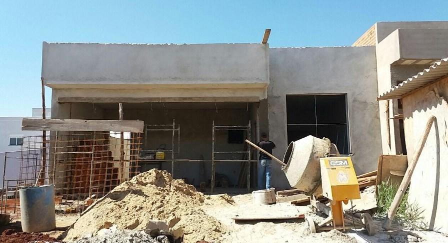 Casa em Construção com 3 dormitórios à venda, 140 m² por R$ 590.000 - Residencial Real Park Sumaré - Sumaré/SP