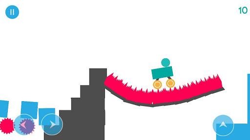 Skip The Red - screenshot