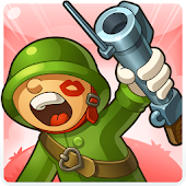 Game Jungle Heat: War of Clans APK for Kindle