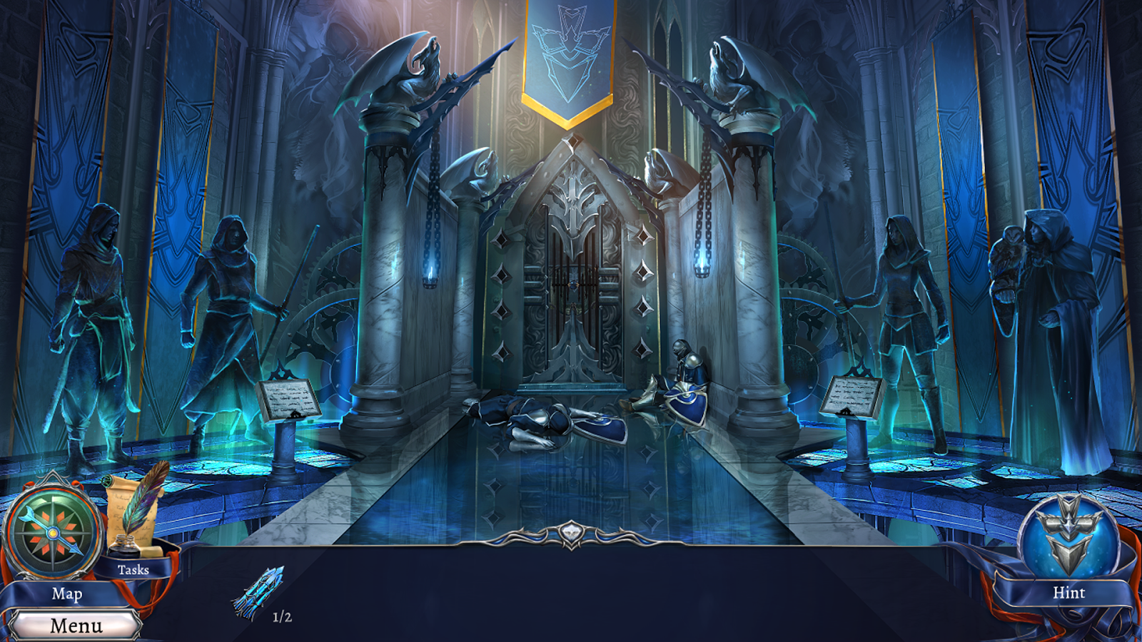 Grim Legends 3: The Dark City Screenshot 12
