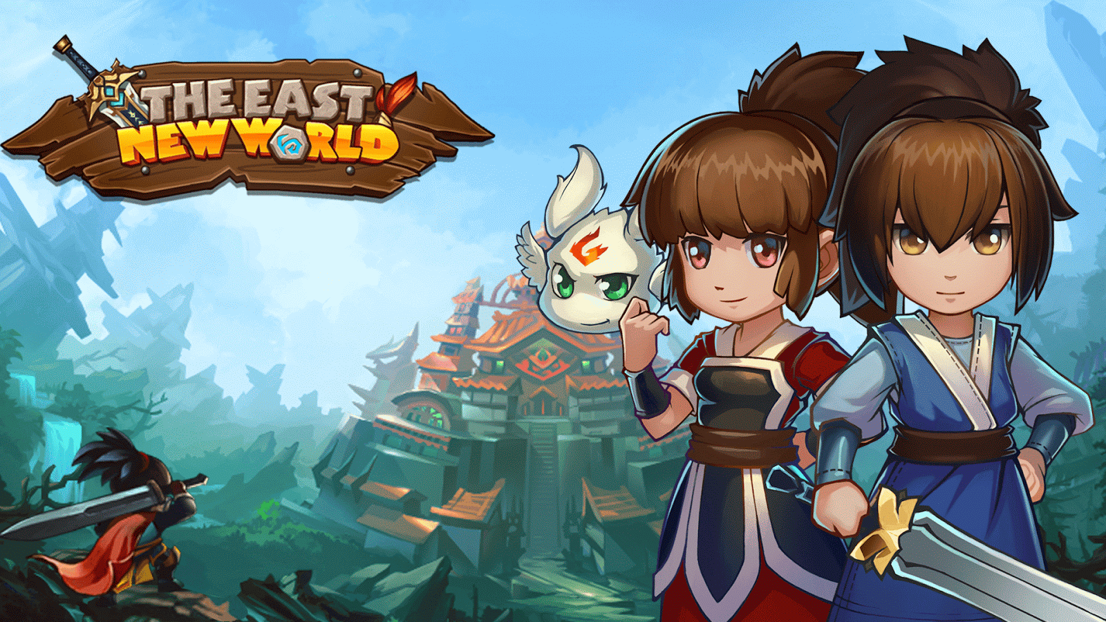 The East New World Screenshot 5