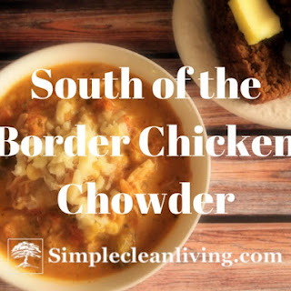 South of the Border Chicken Corn Chowder-Freezer