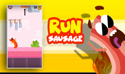 Hot Sausage Run  - Hot Dog Challenge For PC
