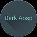 App Dark Aosp Theme for LG V20 G5 APK for Kindle