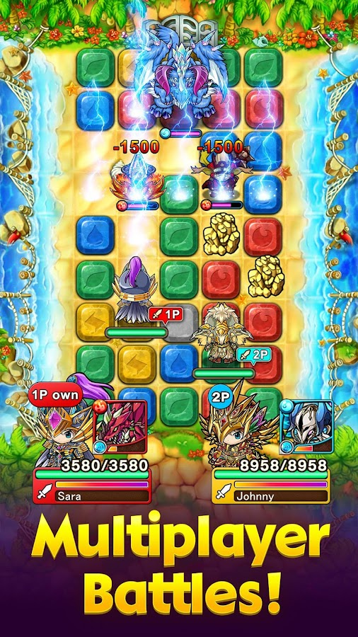 Puzzle Monster Quest Screenshot 4